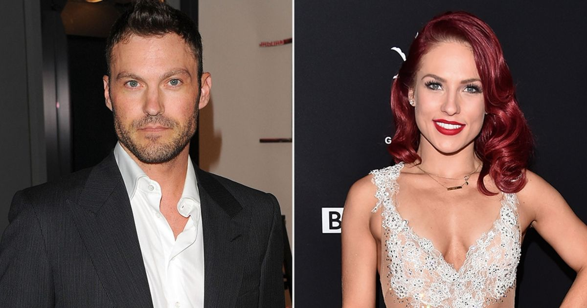 Here's How Brian Austin Green Met Girlfriend, Sharna Burgess