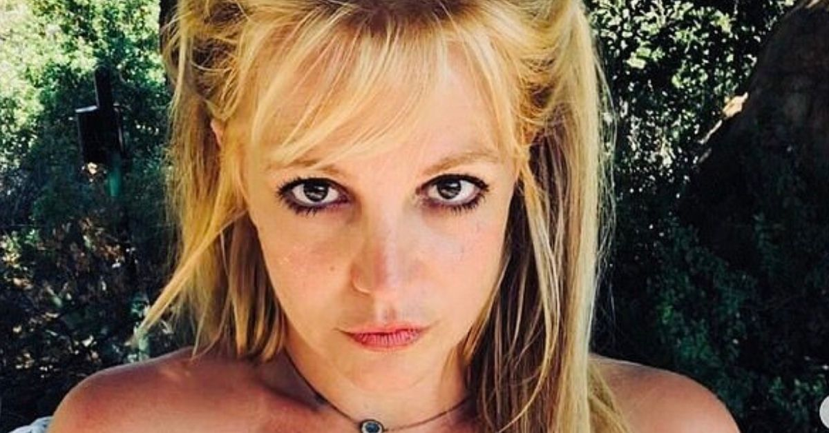 Britney Spears Fans Speculate She Is Being 'Heavily Medicated' After Strange Selfie