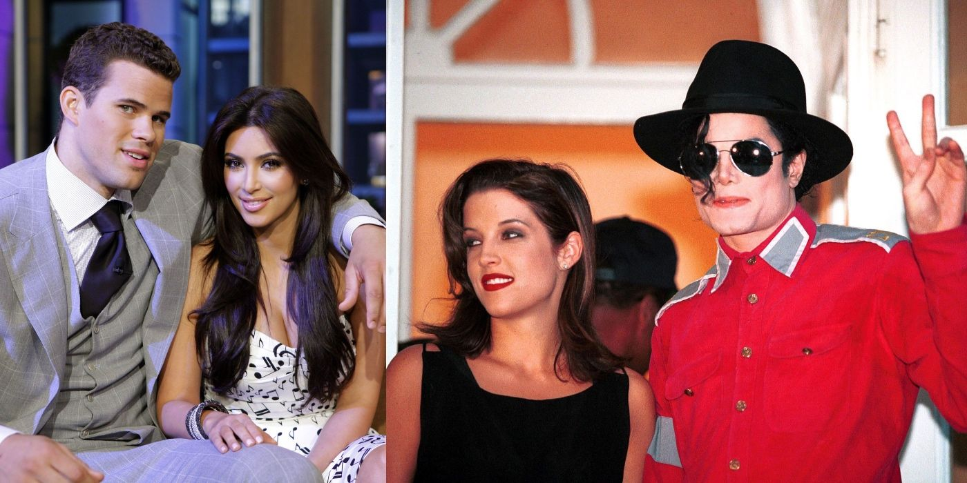 10 Of The Shortest Celebrity Marriages Ever | TheThings