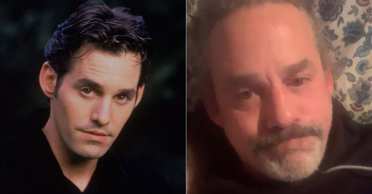 'Buffy' Fans Are Confused As Nicholas Brendon Claims He Has A 'Paralysed Penis'