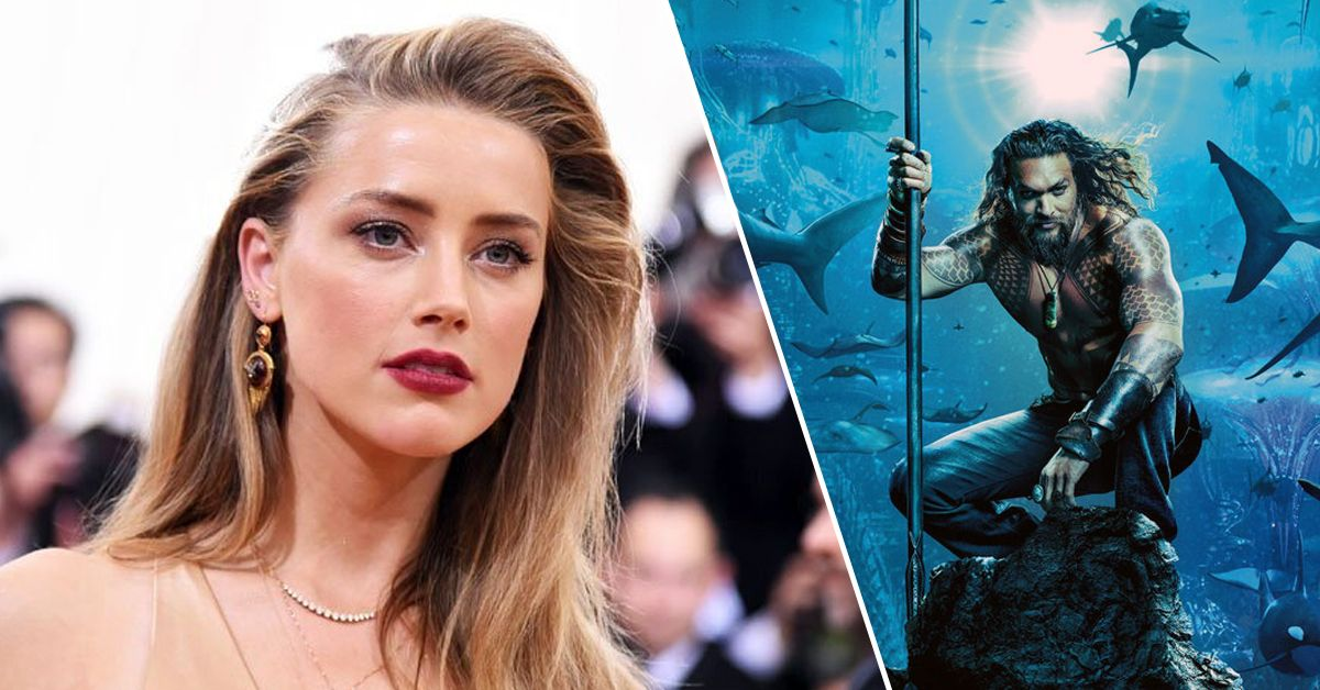'Aquaman' Fans Say Amber Heard Finally Fired, And This Actress Could Replace Her