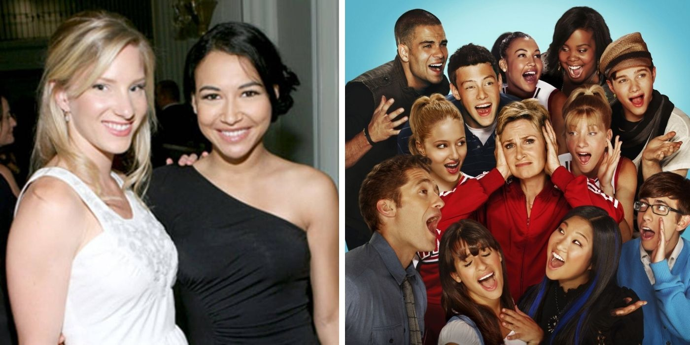 Proof That There Might Actually Be A 'Glee' Cast Curse