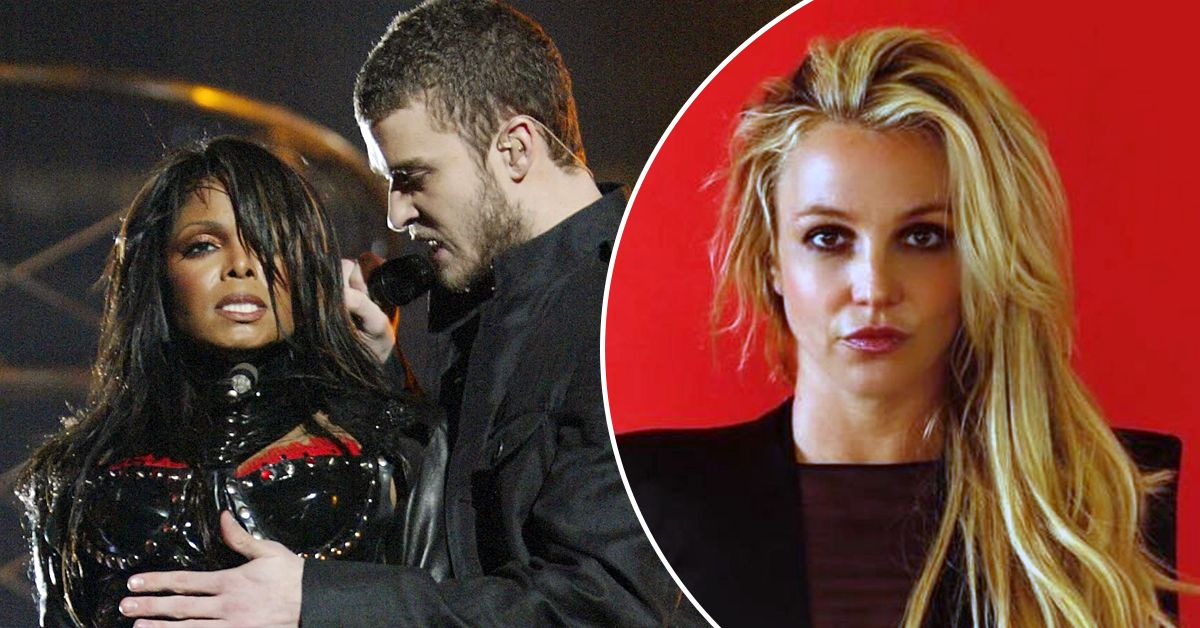 Britney Spears Documentary Gives New Meaning To Justin Timberlake's Super Bowl Slip Up