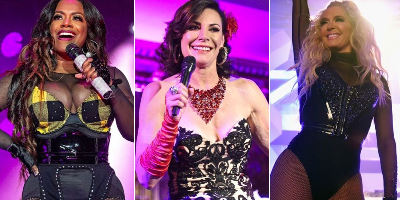 10 'Real Housewives' With Singing Careers   TheThings