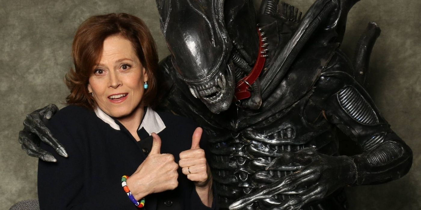 Here's How Much Sigourney Weaver Earned From Her Work On 'Aliens'