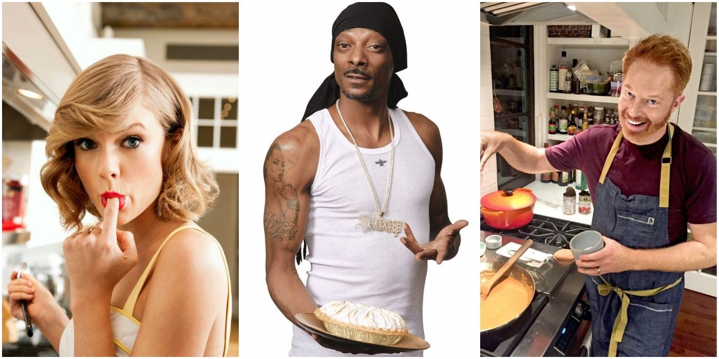 10 Celebrities Who Are Secretly Good Cooks   TheThings