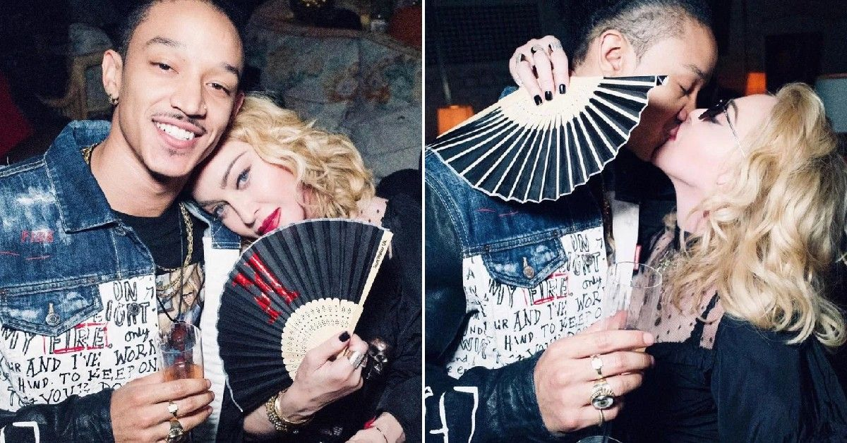 Madonna And Ahlamalik Williams Prove Their Age Difference Is Irrelevant