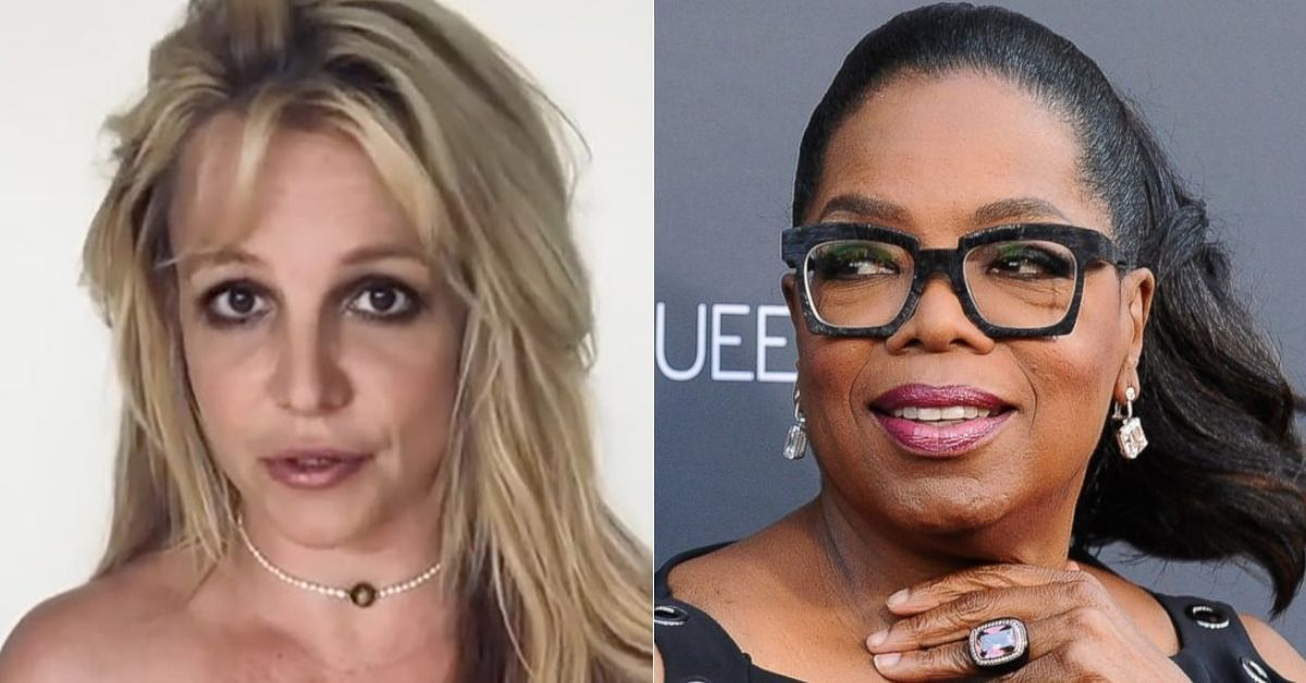 #FreeBritney Supporters Say Oprah Interview Is Another Way To Make Money Off Her
