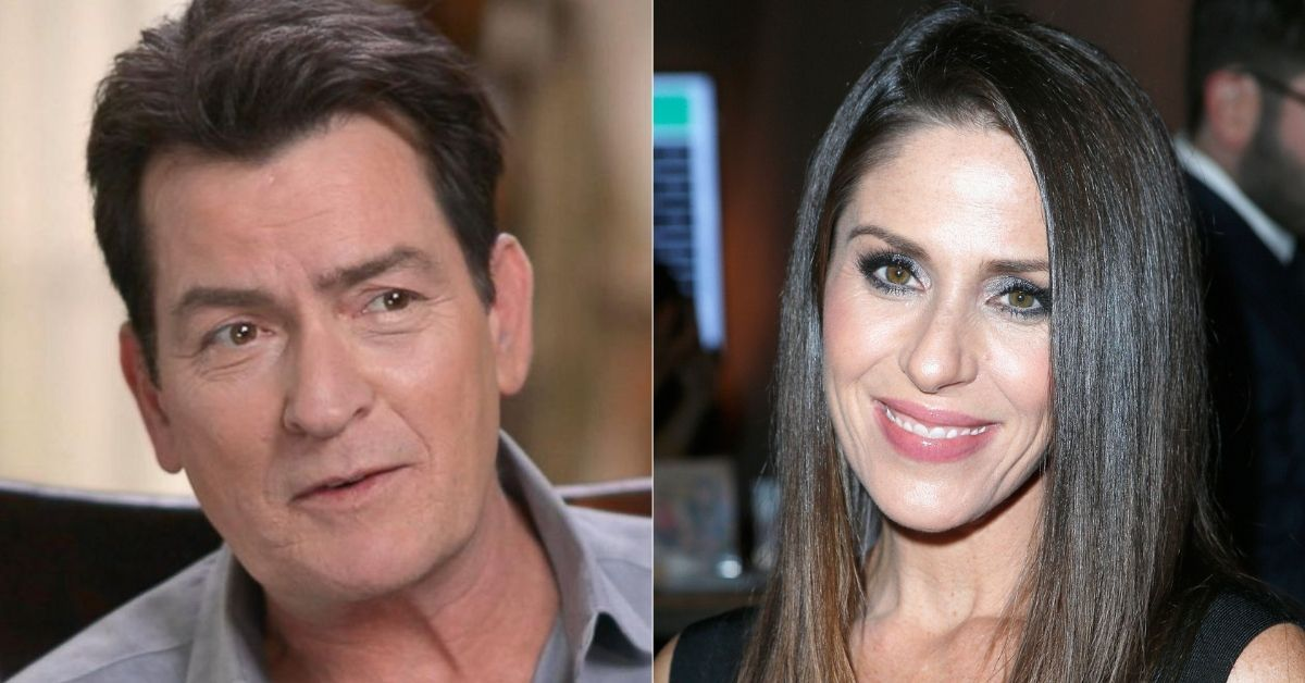 Charlie Sheen Given The Side Eye As Soleil Moon Frye Says She Lost Her Virginity To Him