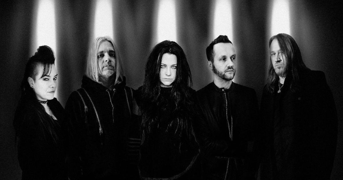 """Evanescence Makes A Comeback With New Single """"Better Without You"""""""