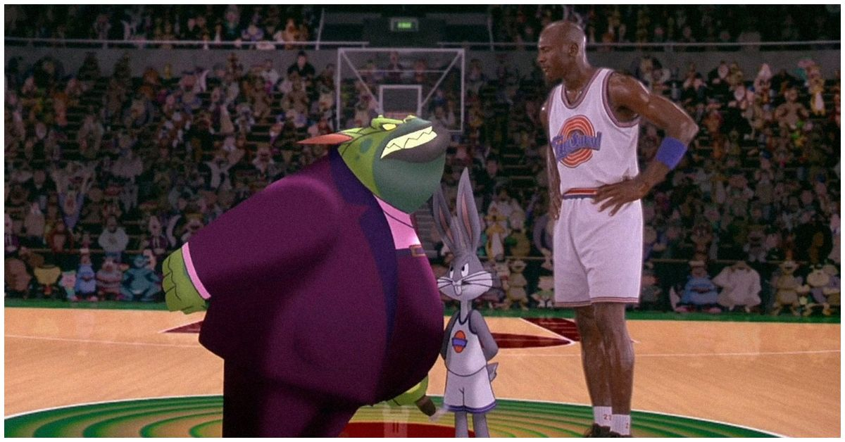 'Space Jam' Had A Hidden Message Most Fans Missed
