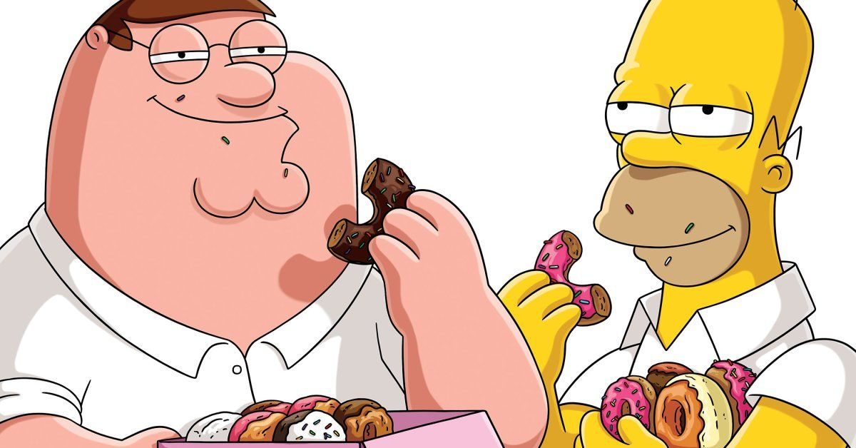 All The Times 'The Simpsons' And 'Family Guy' Threw Shade At Each Other
