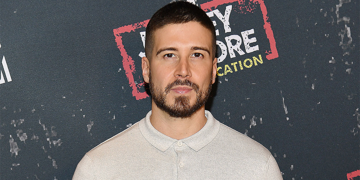 Jersey Shore's Vinny Guadagnino Shows-Off His Stunning Hollywood Hills View
