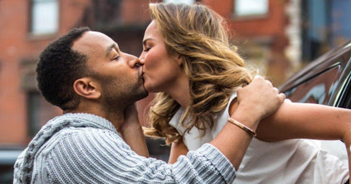 Fans Question Chrissy Teigen And John Legend's Steamy Date Night