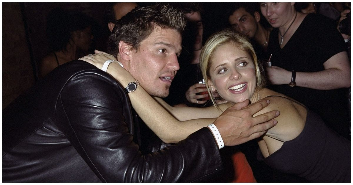 Are David Boreanaz And Sarah Michelle Gellar Still Friends?