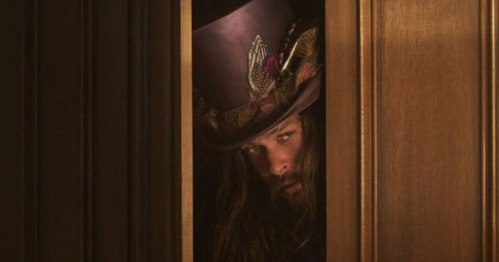 Netflix Gives Fans Sneak Peek Of Jason Momoa's Horned Character In 'Slumberland'