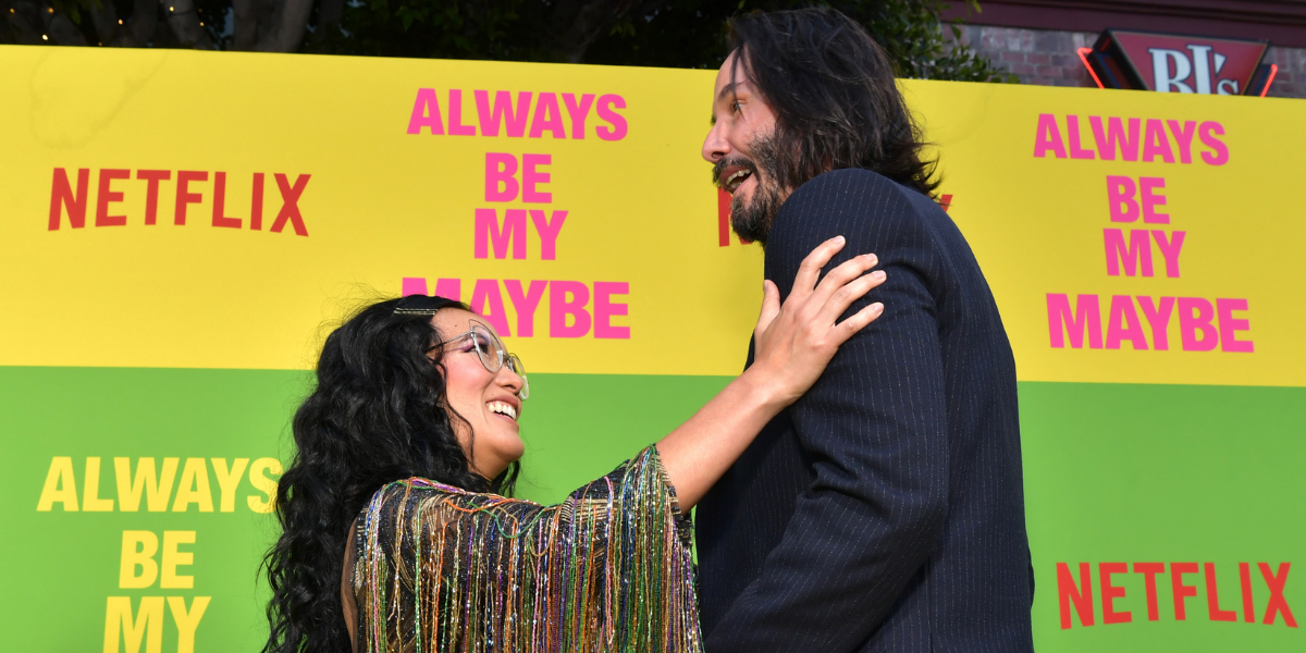 Here's Why Keanu Reeves Slid Into This Young Actress' DMs On Twitter