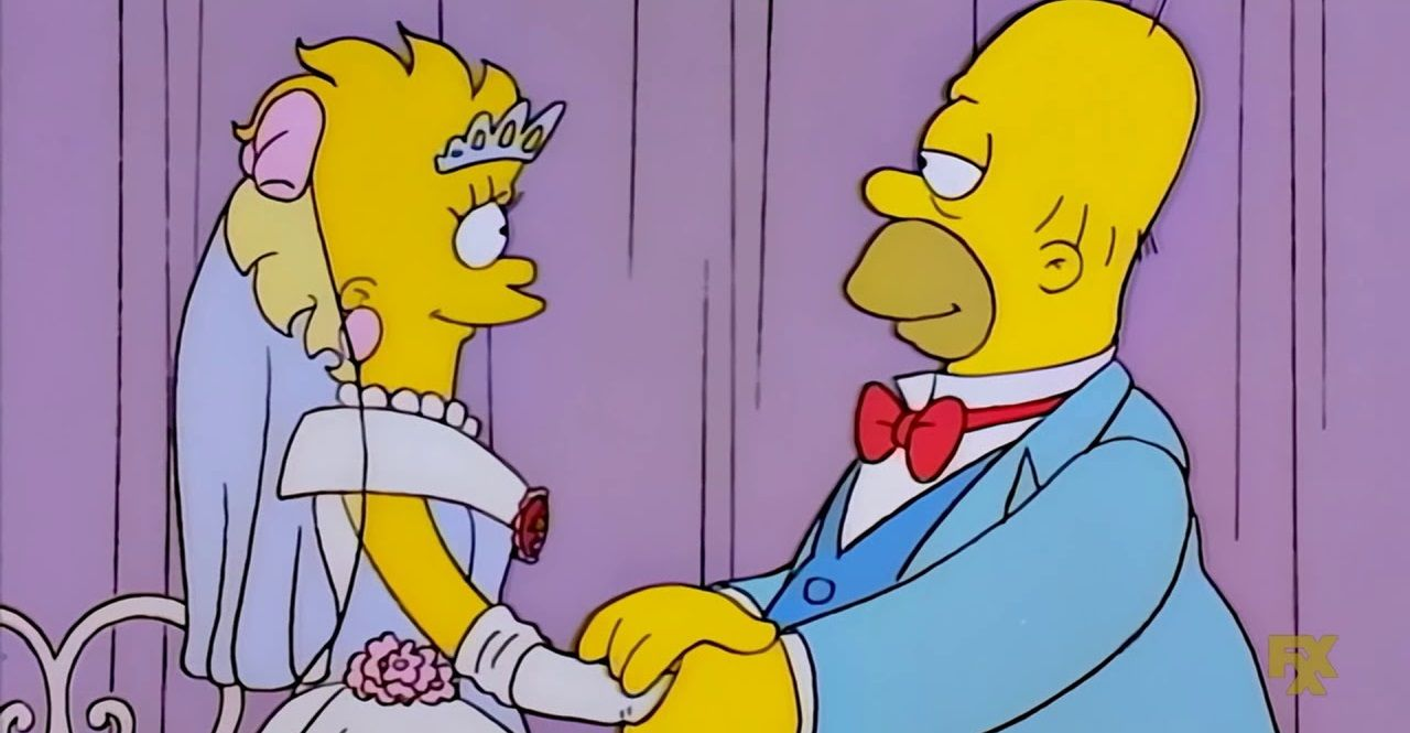 10 Sweetest Homer And Lisa Moments On 'The Simpsons' | TheThings