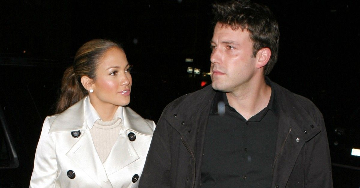 10 Forgotten Facts About Jennifer Lopez And Ben Affleck's Relationship