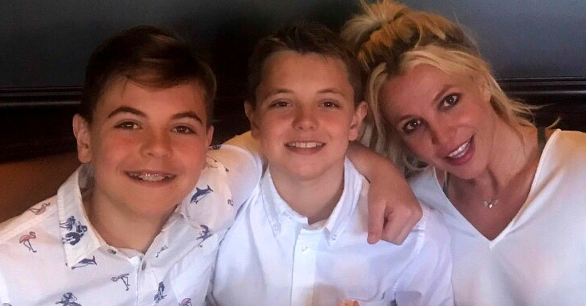 8 Little-Known Facts About Britney Spears' Sons, Sean And Jayden