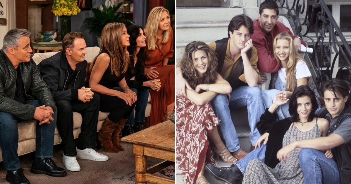 The 'Friends' Reunion Takes The Cast Back To Monica's ...