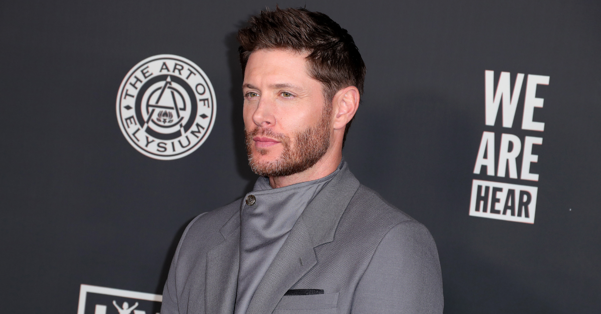 Jensen Ackles Nearly Played Clark Kent in 'Smallville'