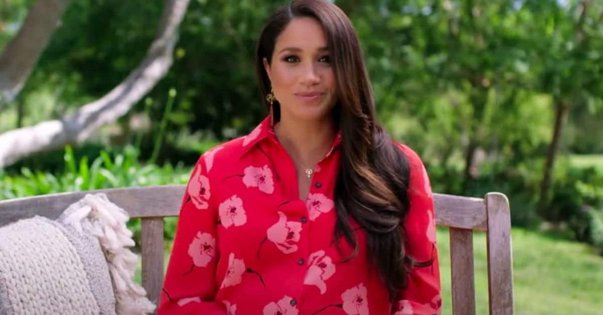 Fans Think Meghan Markle Just Dropped A Major Clue About Her Future Daughter's Name
