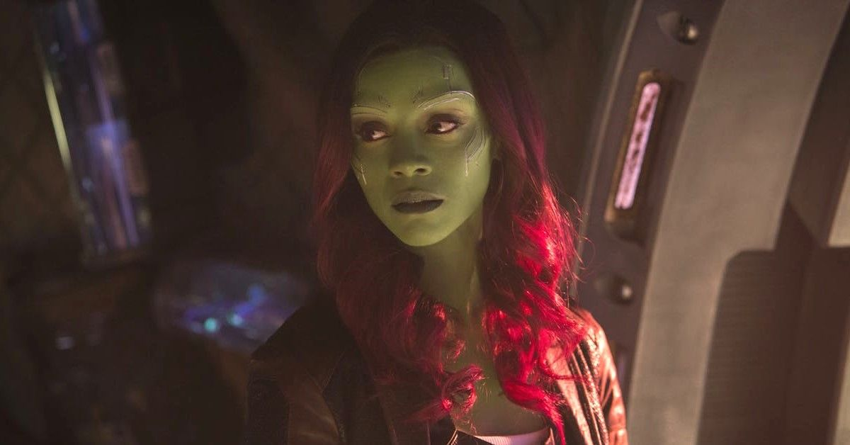 Here's Why Fans Think Zoe Saldana Won't Be In Guardians Of The Galaxy 3