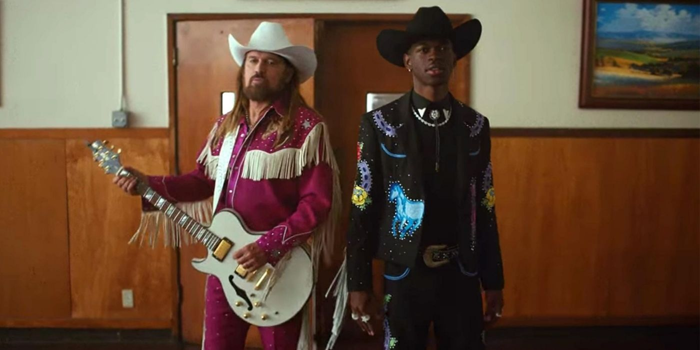Here's Why Fans Swear Brad Pitt Was In 'Old Town Road'