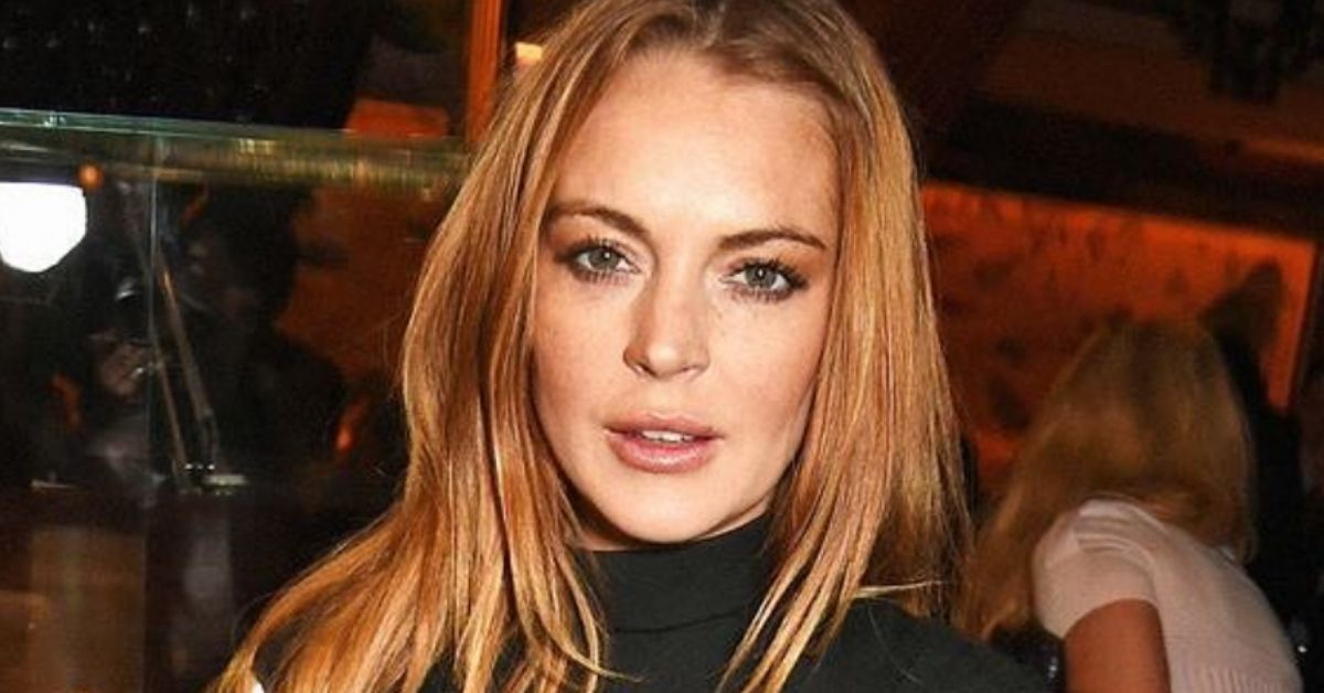 Fans Think Lindsay Lohan's Netflix Movie Is Another 'Overboard' Remake