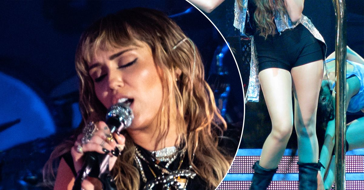 Twitter Explains 'Disney Knees' And Why Miley Cyrus Has Them