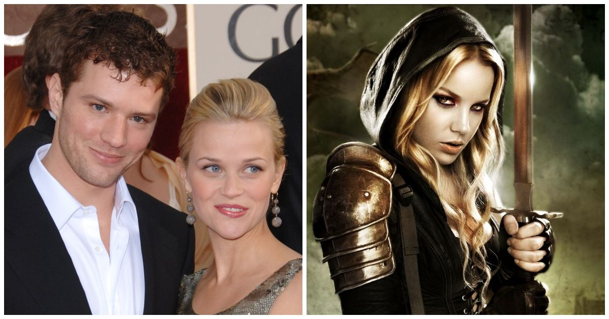 Inside The Reese Witherspoon, Ryan Phillippe And Amber Cornish Love Triangle
