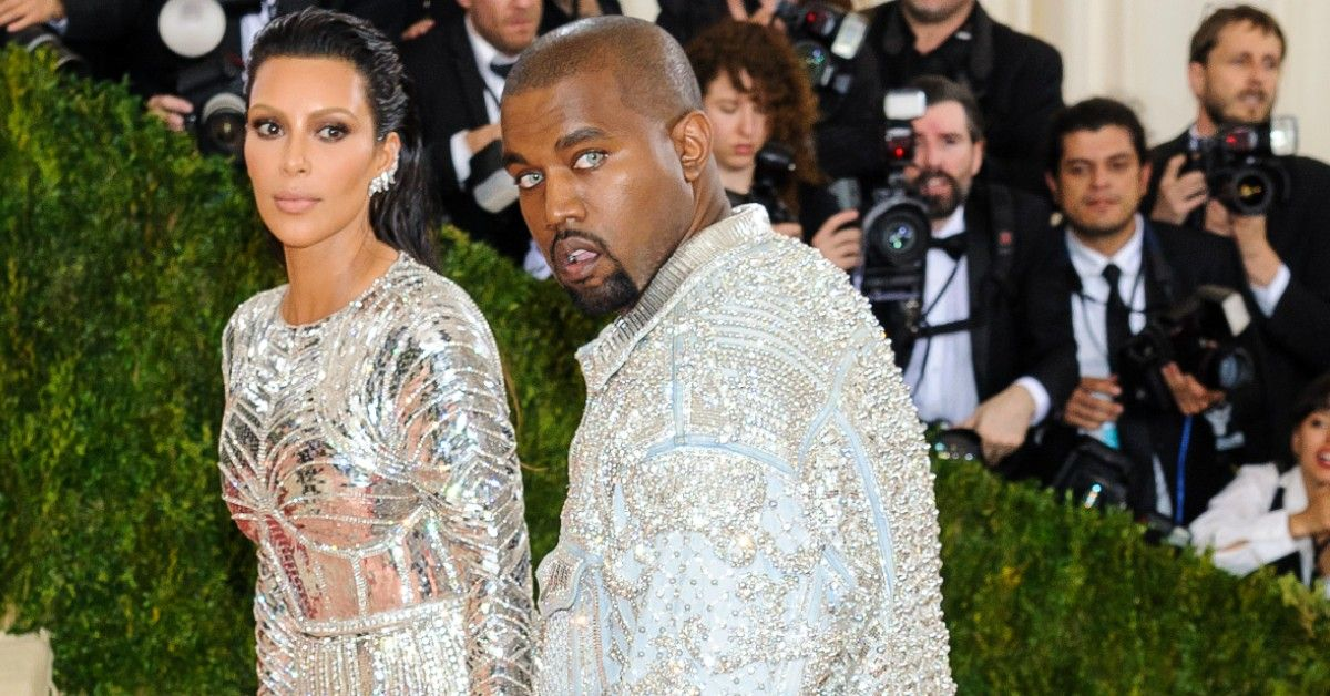 10 Things Kanye West Has Done Since Kim Kardashian Filed For Divorce