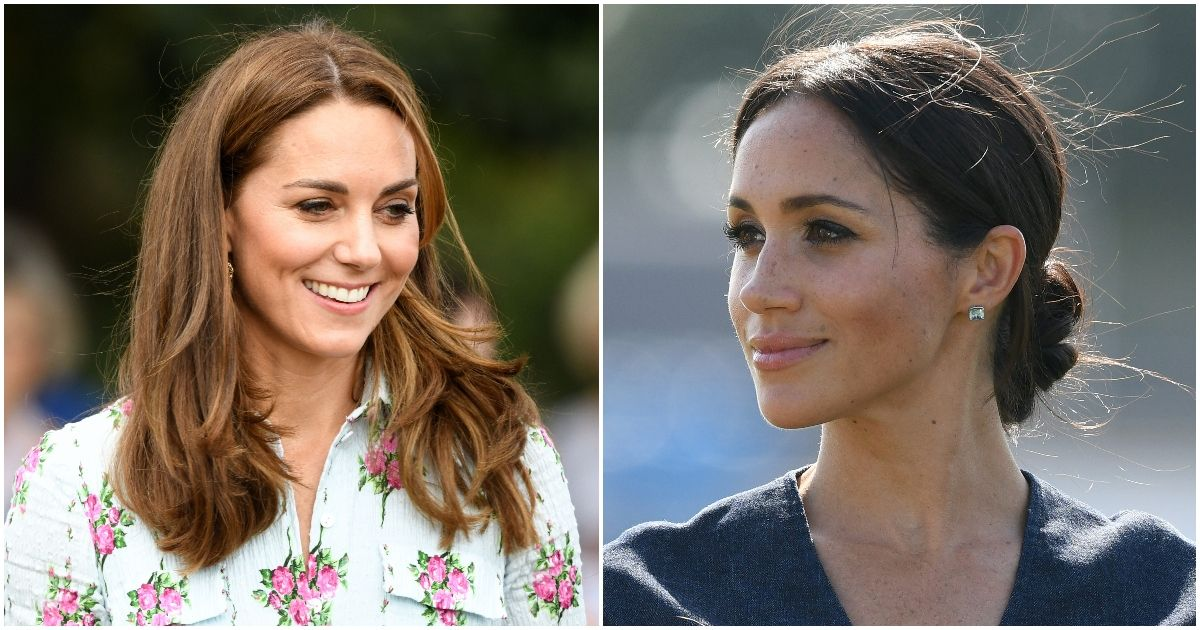 After Rumors Of Megan And Harry Refusing To Let Kate Middleton Meet Lilibet, She Finally Speaks Up