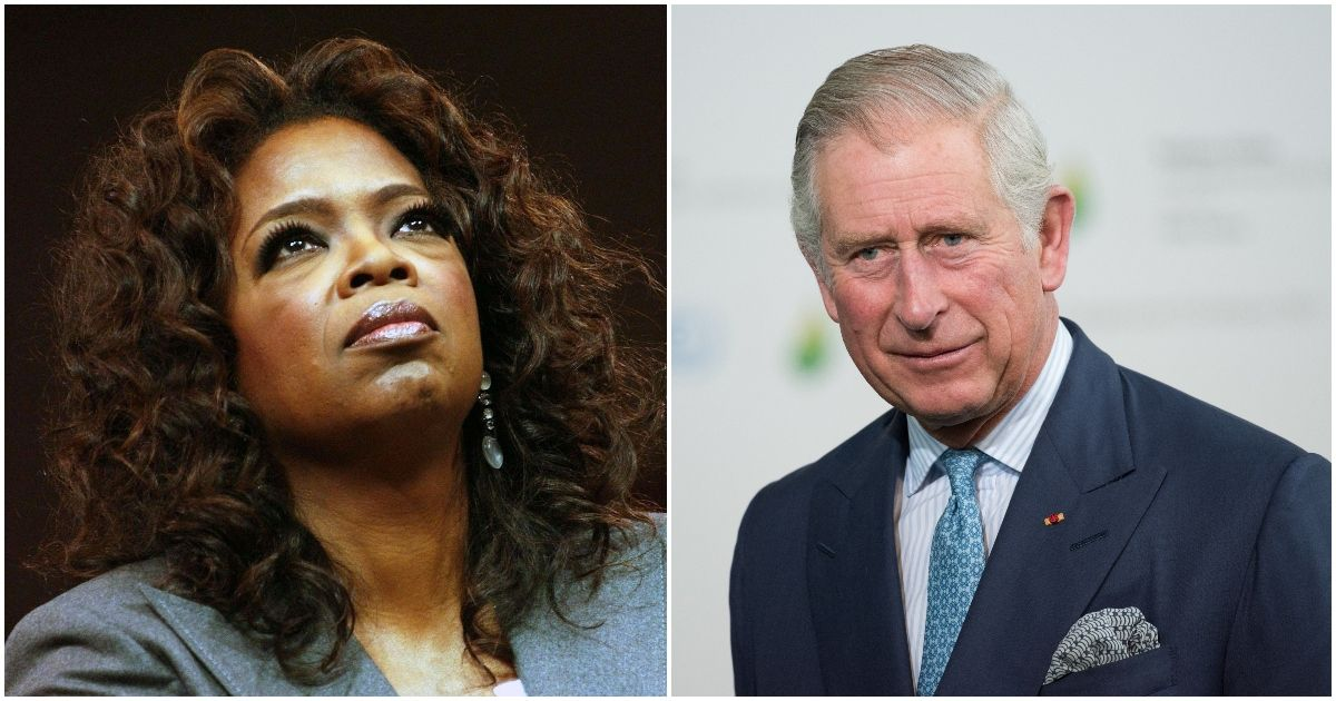 Twitter Continues To Erupt After Latest Royal Family Controversy With Prince Charles And Oprah
