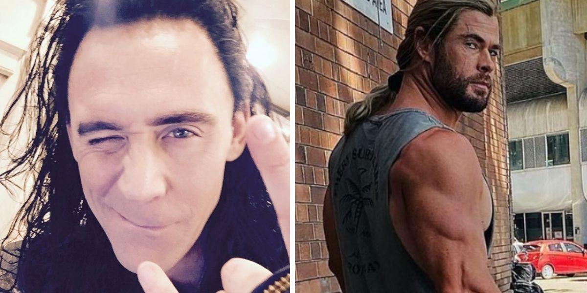 This Was Tom Hiddleston's First Impression Of Chris Hemsworth