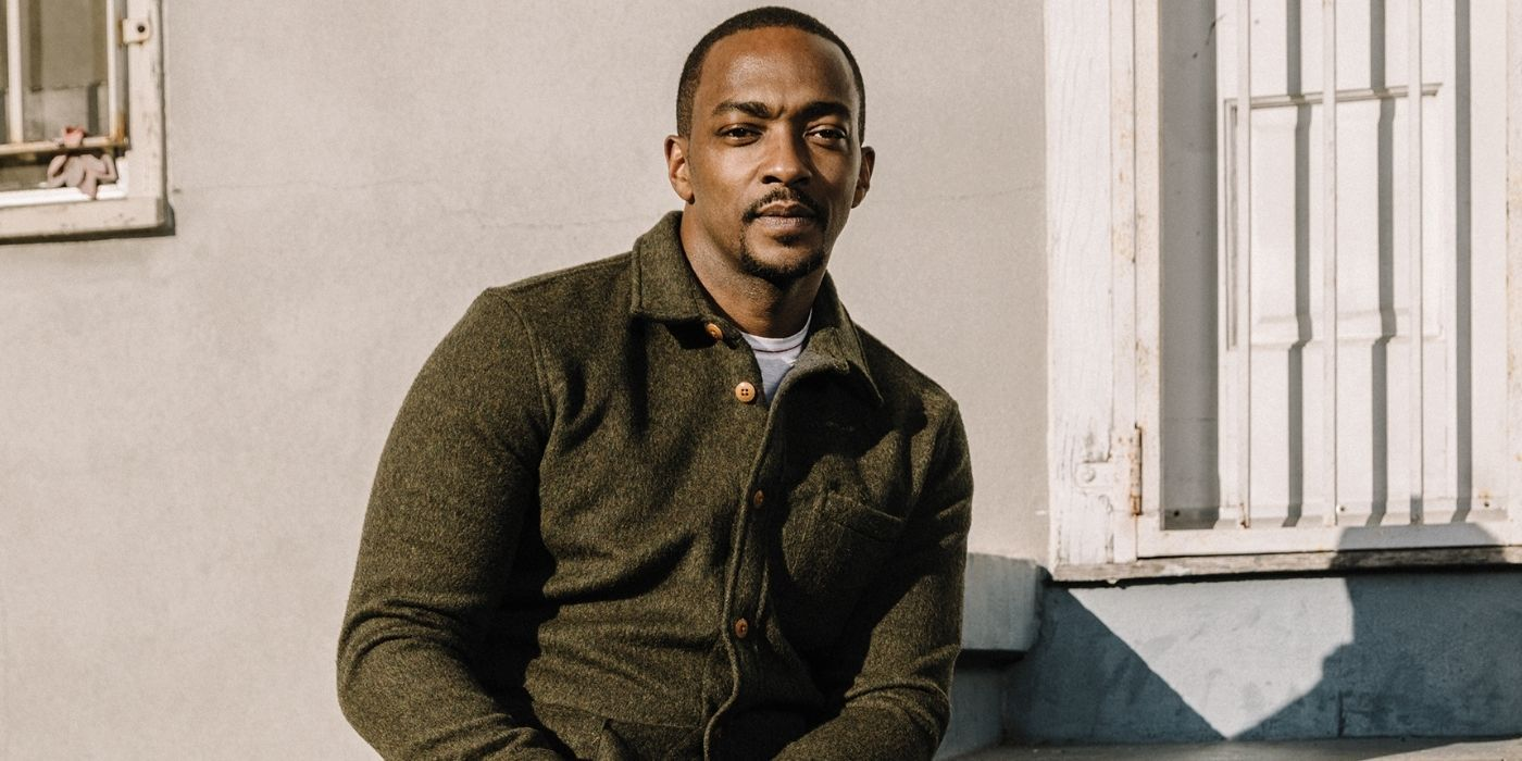 Marvel Fans Think Anthony Mackie Might Get Fired