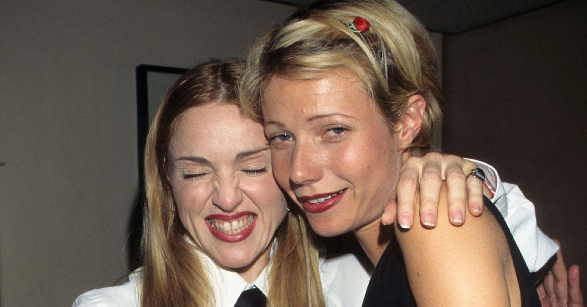 Fans Are Shocked By The Real Reason Gwyneth Paltrow And Madonna Hate Each Other
