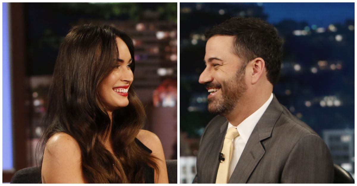 Fans Are Still Bothered By Jimmy Kimmel's Interview With Megan Fox