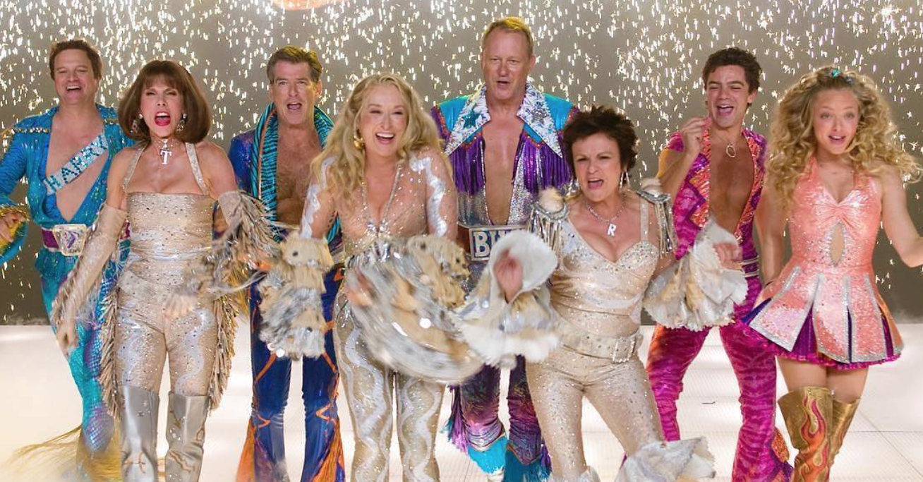The Top 10 Movie Musicals Ever, Ranked By Box Office Success