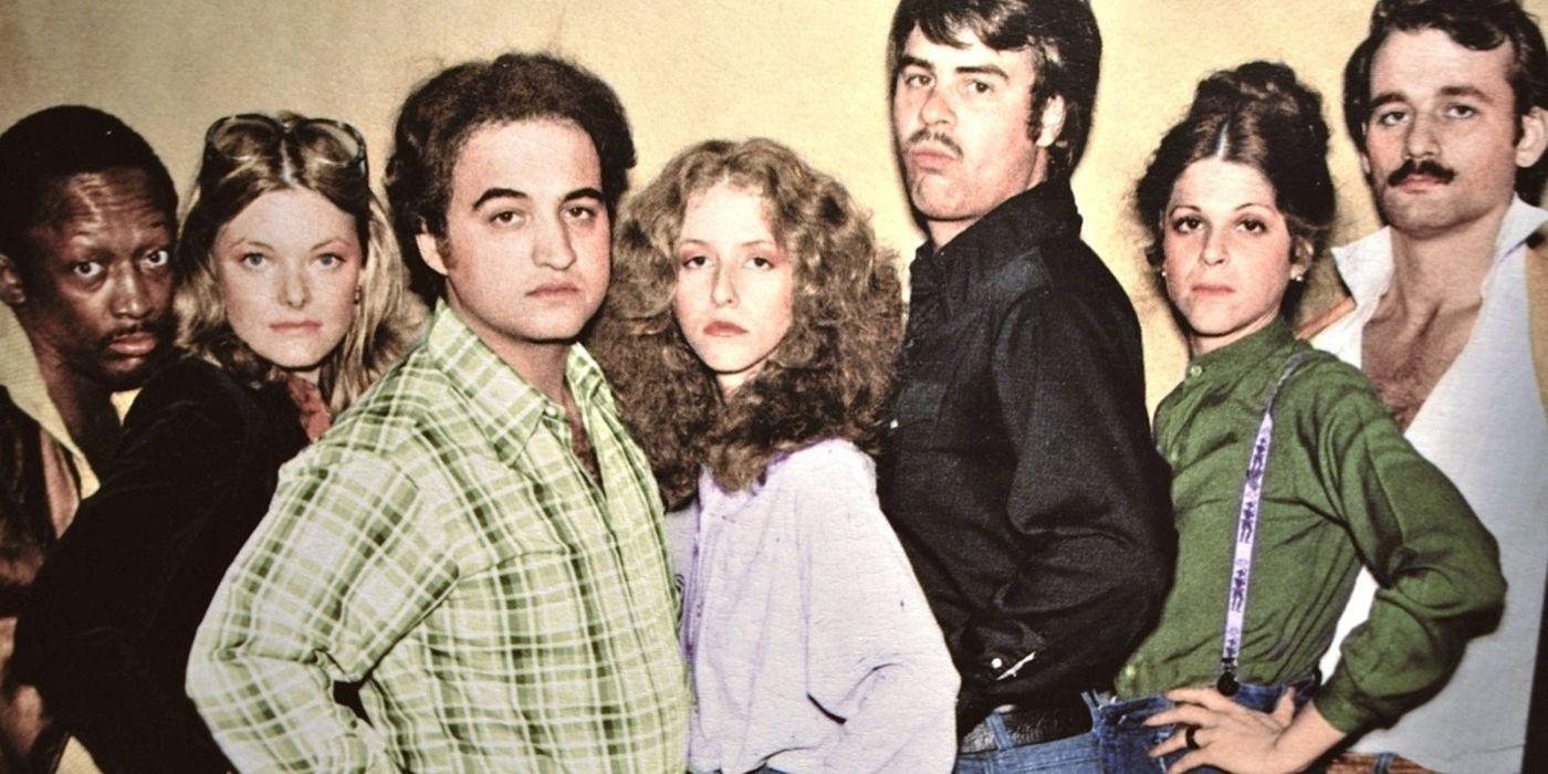 Original 'SNL' Cast Members Were Paid Less Than $800 Per Week
