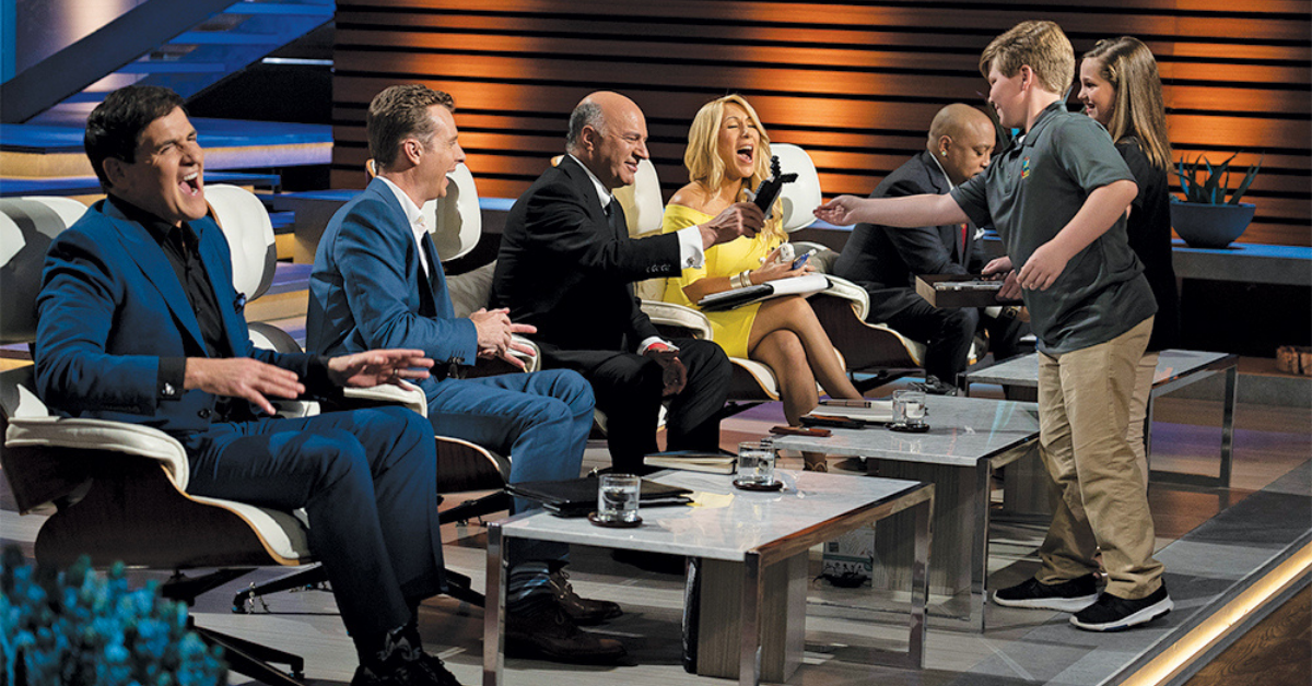 ABC Wanted No Part Of This Celeb On 'Shark Tank'
