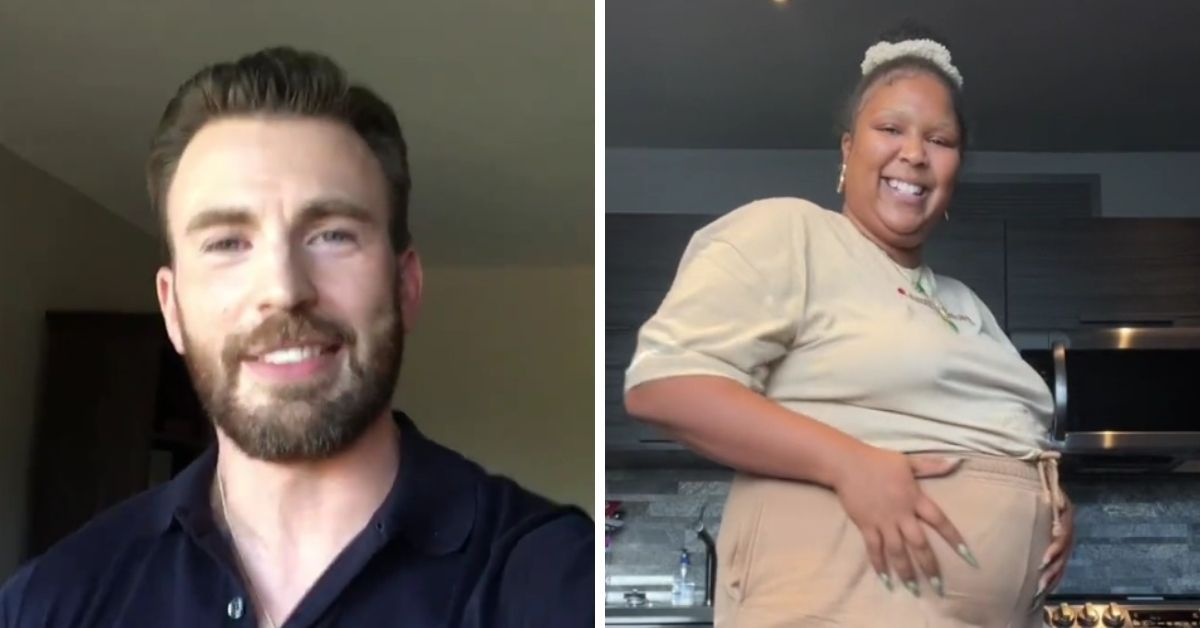 Chris Evans Confirms He's The Father Of Lizzo's 'Baby'